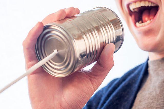 maak contact door verbinding